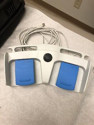 Steute Medical Foot Pedal. 3 Switch. USB Connector