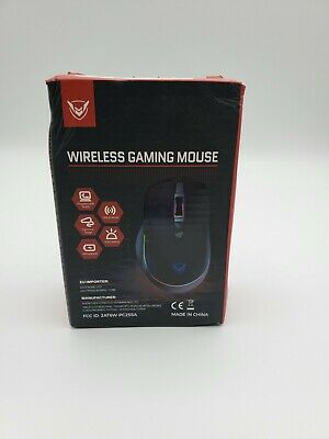 PICTEK Rechargeable Wireless Gaming Mouse RGB Gaming Mouse PC255A