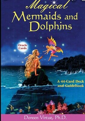 Magical Mermaids & Dolphins-Doreen Virtue *NEW & SEALED
