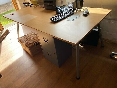IKEA  Conference & meetingOak table, office desk