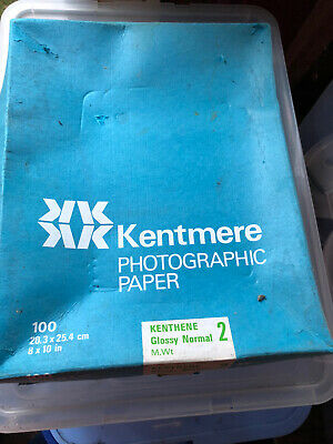 Kentmere Photographic Paper