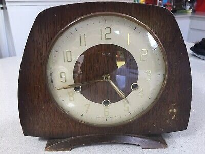 Smiths Chiming Mantle Clock With K7D 105 Movement