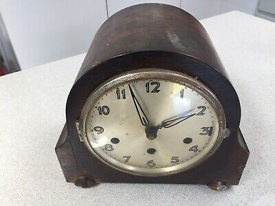 UWS German Mantle Clock With Movement