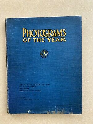 Photograms Of The Year 1926 Annual Review Of Worlds Pictorial Work