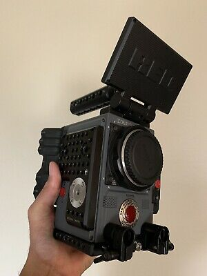 Red Dragon 5K Scarlet-W - Ready To Shoot! Condition 9/10!