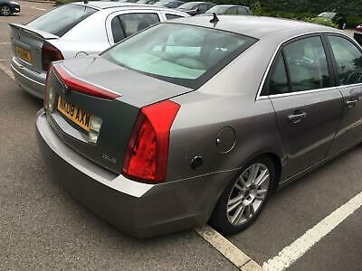 CADILLAC BLS 2.0 TURBO + LPG. M.O.T till 21/08/2020  OR  SWAP for MOTORBIKE