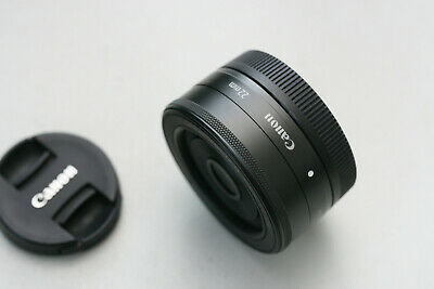 Canon EF-M 2/22mm, A-Zustand!