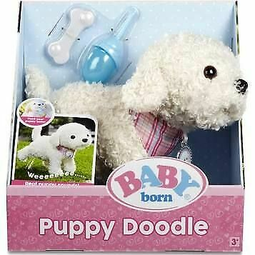 Baby Born Puppy Doodle NEW