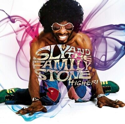 Sly and The Family Stone - Higher! CD Sony Music NEW