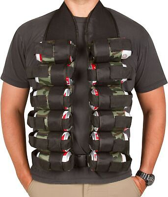 EZ_Drinker 12-Pack Drink Vest Straight