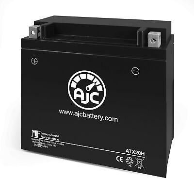 Arctic Cat 550 ATV ATV Replacement Battery (2010-2014) - This is an AJC Brand...