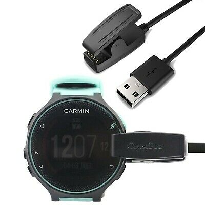1-Pack Charger for Garmin Forerunner 35 230 235 630 645 735XT, Vivomove HR,Ap...
