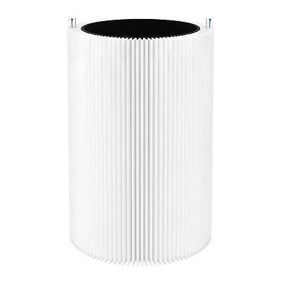 Blueair Blue Pure 411 Genuine Replacement Filter, Particle and Activated Carb...