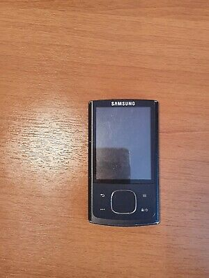 ⭐Vintage Samsung Yp-R0 8 Gb Black Portable Audio And Video Device - Works Nice ⭐