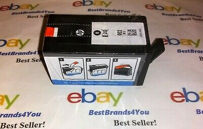 NEW! HP GENUINE 902XL BLACK HIGH YIELD INK (NO RETAIL BOX) OFFICEJET Exp/2021