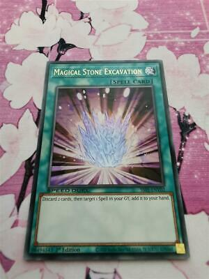 Ultra Rare 1st Edition Near Mint SS05-ENV02 Magical Stone Excavation