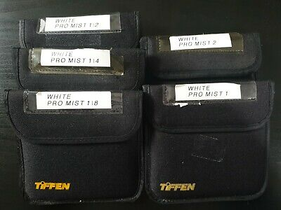 Tiffen professional 4x4 filters White Promisist selection
