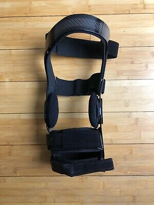 WORN ONCE! Donjoy Defiance Left Medium M Knee Brace KneeBrace ACL PCL LCL MCL