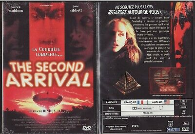 the second arrival DVD Neuf sous cellophane