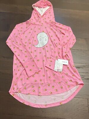 NWT Women's Size Medium Pink Ghost Candy Corn LuLaRoe Amber