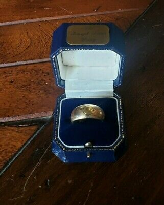 The Joseph Smith Ring Limited Edition 14K gold 42/1500 Size 13