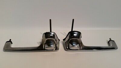 1965 Dodge Dart OEM Door Handles 2243352 & 2243353 Set of 2