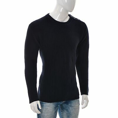 Animal Mens Smedmore Crew Neck Long Sleeve Warm Knitted Pullover Jumper Top