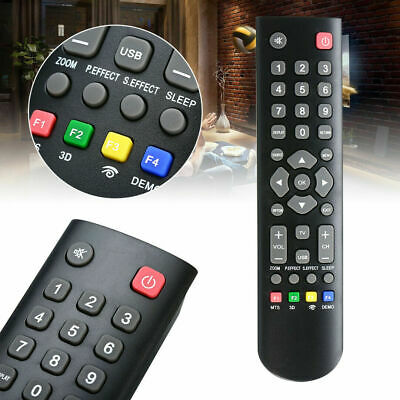 2.4GHz Mini Mobile Wireless Keyboard with Touchpad Remote Control with Rechargable Li-ion Battery for TCL 55DC748 55