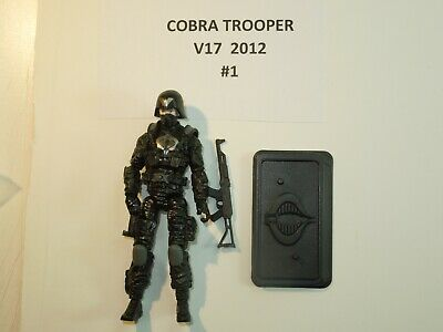 AIR TROOPER Cobra loose 2007 25th POC GI Joe Renegades