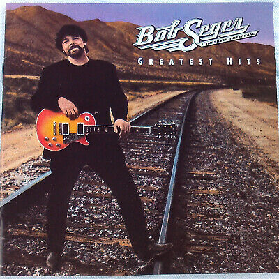 BOB SEGER & The SILVER BULLET BAND GREATEST HITS (CD 1994 Capitol USA) p No Case