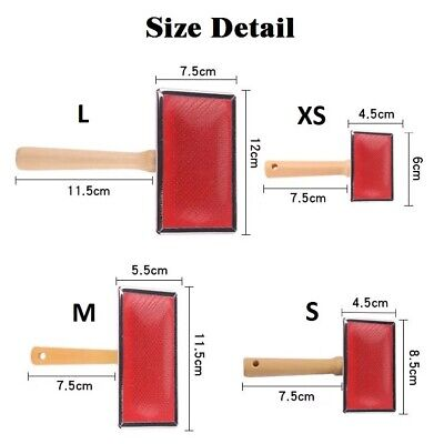 Pet Grooming Brush Good Quality Brush for puppy, cat and rabbit