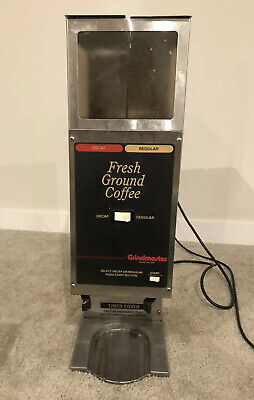 Grindmaster Electric Double Hopper Coffee Grinder