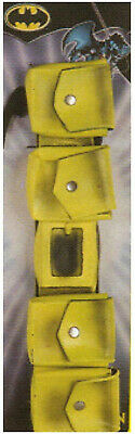 Rubies Official 2268 Rubies Official Batman Utility Belt Adults Costume One Size