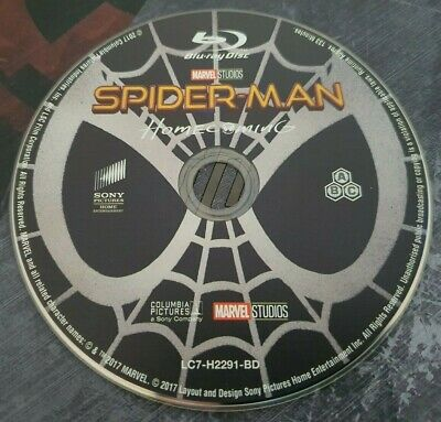 Spider-Man : Homecoming - Blu-Ray VO uniquement (2D + 3D)