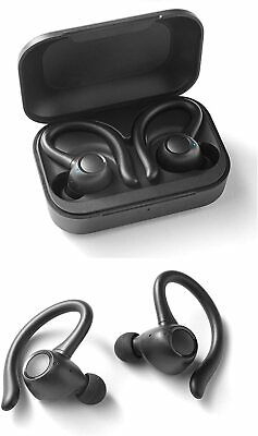 Blackweb True Wireless Bluetooth Earbuds Black Bwd19aah06 15 49 Picclick