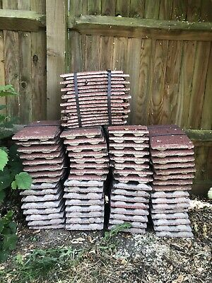 Arrow head Roof Reclaimed Tile Redland concrete Special decorative  90p each