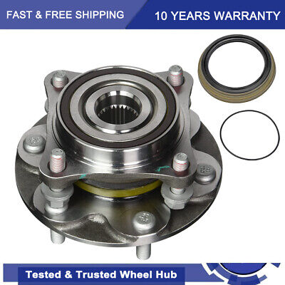 Wheel Hubs & Bearings Parts & Accessories New Front Wheel Hub and ...