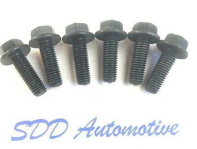 Chevrolet 350 TH350 4X4 Transmission standard thread Flange Dust cover Bolts set