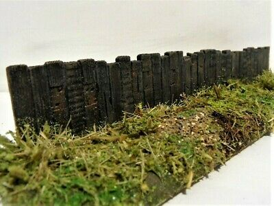 7mm Scale O Gauge Cast Resin Retaining Arch Embankment Wall unpainted Free P/&P