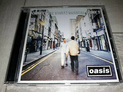 Oasis - (What's The Story) Morning Glory? - Album - 1995