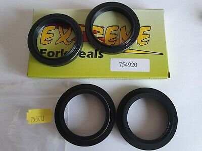Fork seals /& Dust seals /& grease for Suzuki GSF400 600 Bandit 1991-99