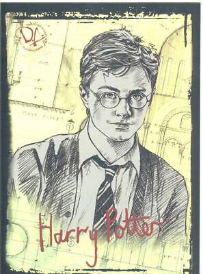 Harry Potter Memorable Moments Series 1 Prismatic Foil Chase Card R8