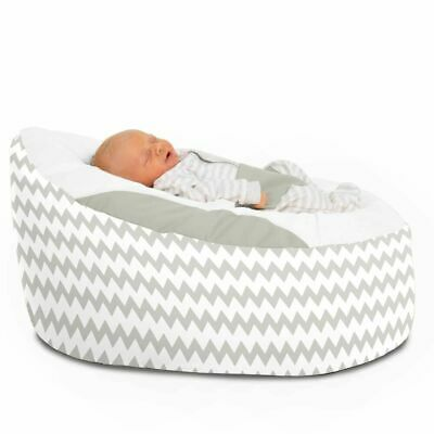 Washable Gaga™ Stars Baby Beanbag Pre-Filled Personalise With Name