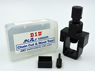 DID KM500R Professional Chain Tool for Triumph 955 Sprint ST