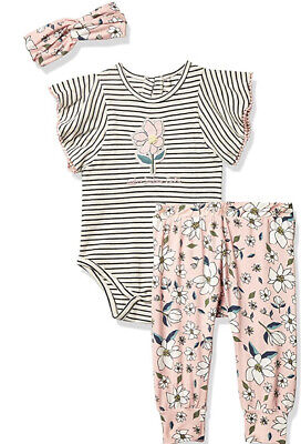 *NEW ARRIVAL* NWT OUTFIT SIZE 12 MONTHS BABY GIRL JESSICA SIMPSON 2pc