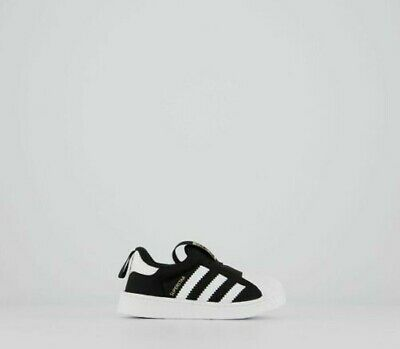 adidas Originals Chaussures Enfant Superstar 360 Ftw White