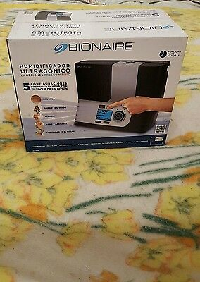 Bionaire BCM7204 U Smart Touch Cool Mist Humidifier