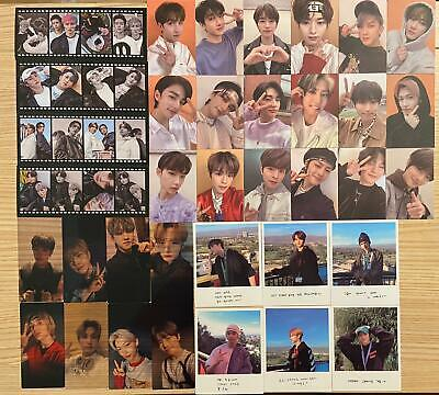 Stray Kids Vol 1 GO Official Photocards