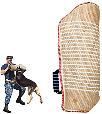 PetGens Hilt-Guard Bite Protection Sleeve, Soft Jute Cover for Bite Protection a