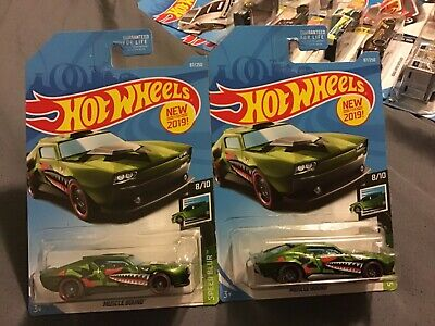 Muscle Bound 2019 Hot Wheels Speed Blur #87 New for 2019
